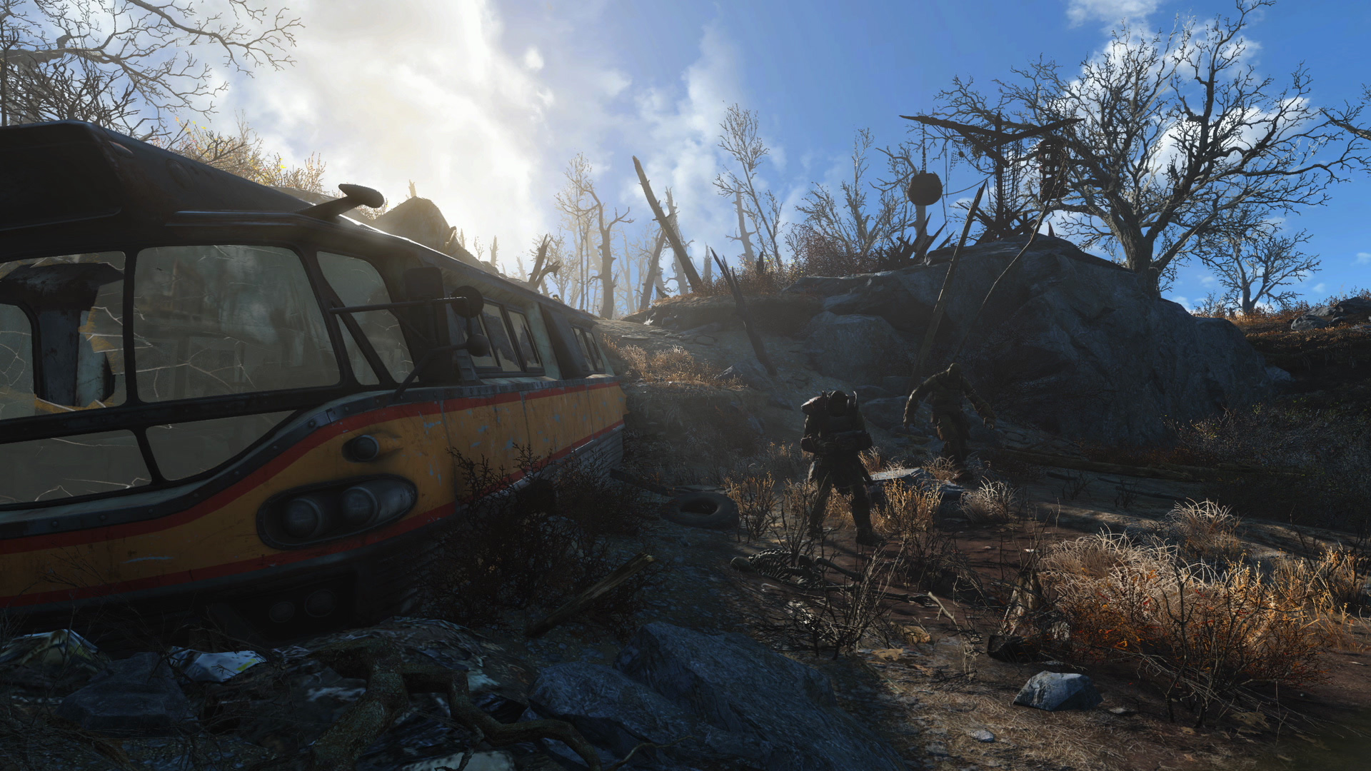 Fallout 4's first major patch arrives on PC, PS4 and Xbox One (update)