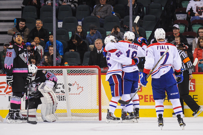#HockeyHugs