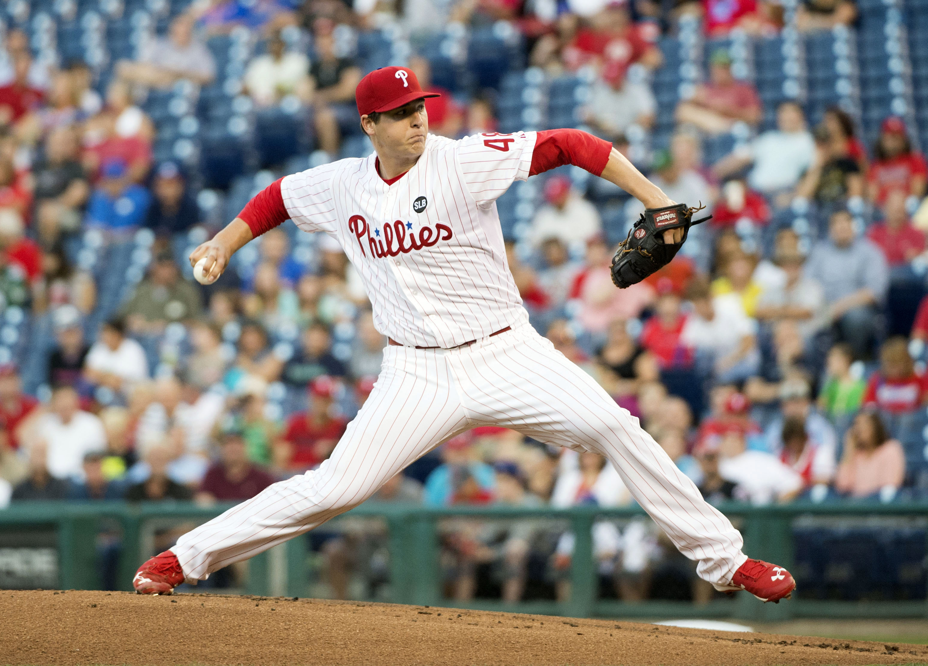 Depending on your system of chouce, Eickhoff will pitch acceptably or horribly in the season to come.