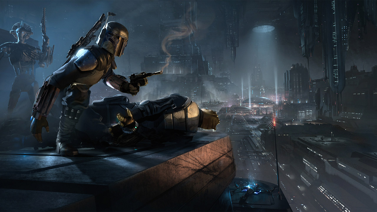 Lucasfilm hasn't given up on Star Wars 1313