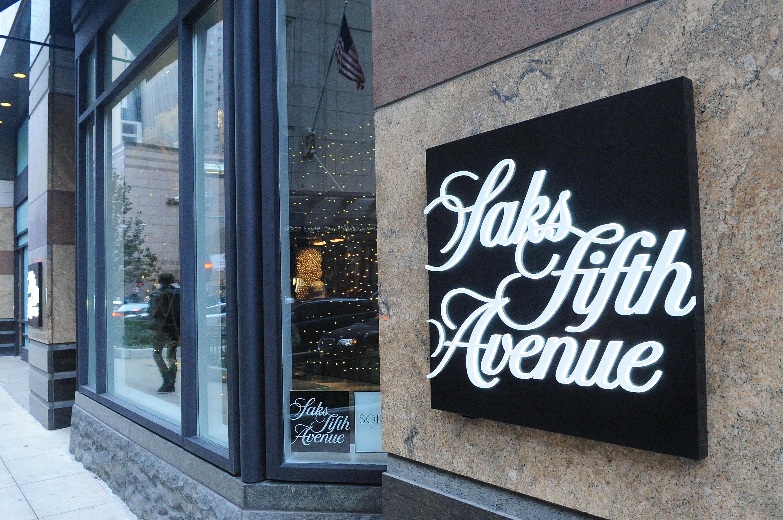 Saks Fifth Avenue - Racked NY