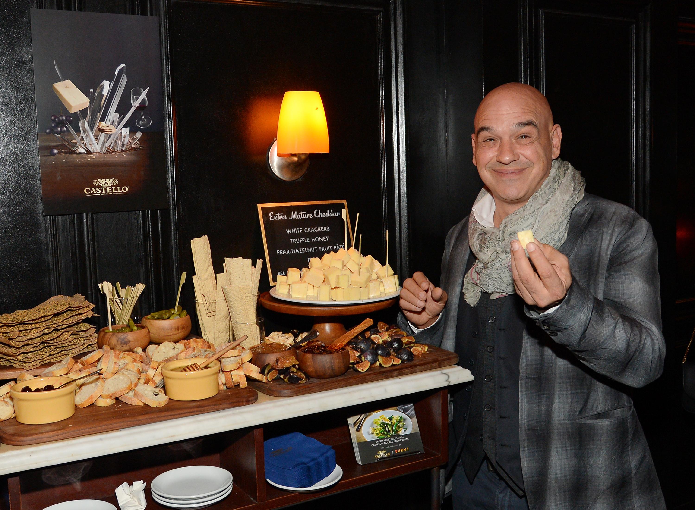 Chef Michael Symon.