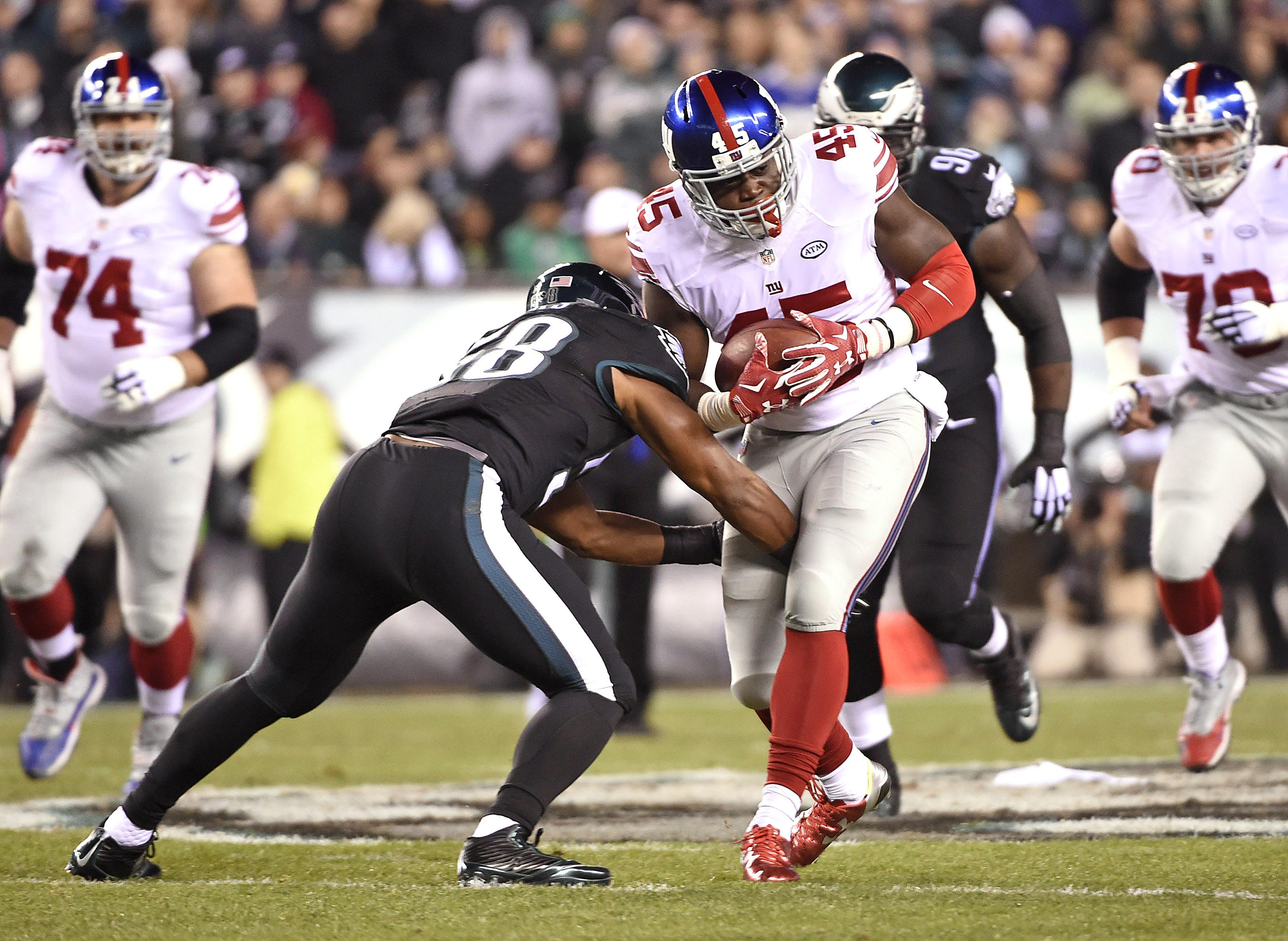Giants tight end Will Tye