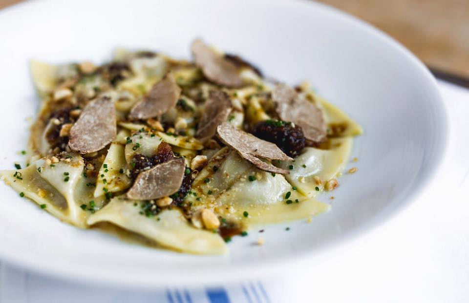White Truffles at Indaco