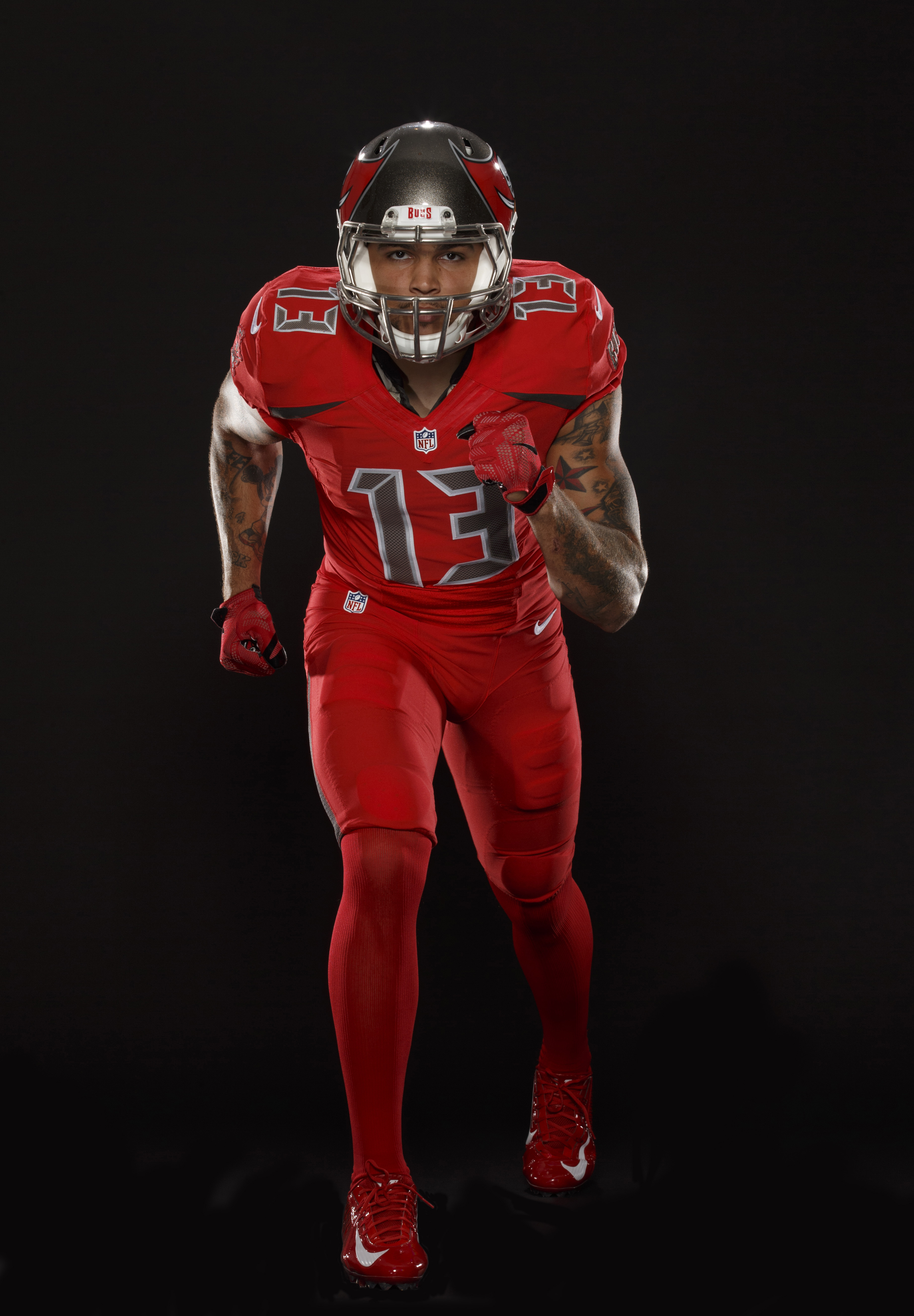 hot sale online 20fa3 36acf tampa bay color rush jersey