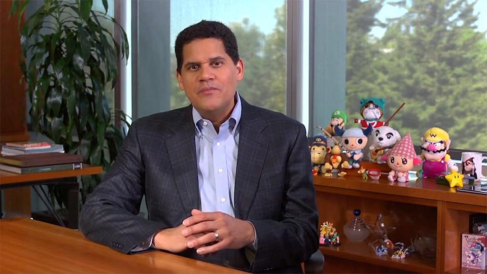 Mobile games, amiibo reflect company future, Nintendo explains