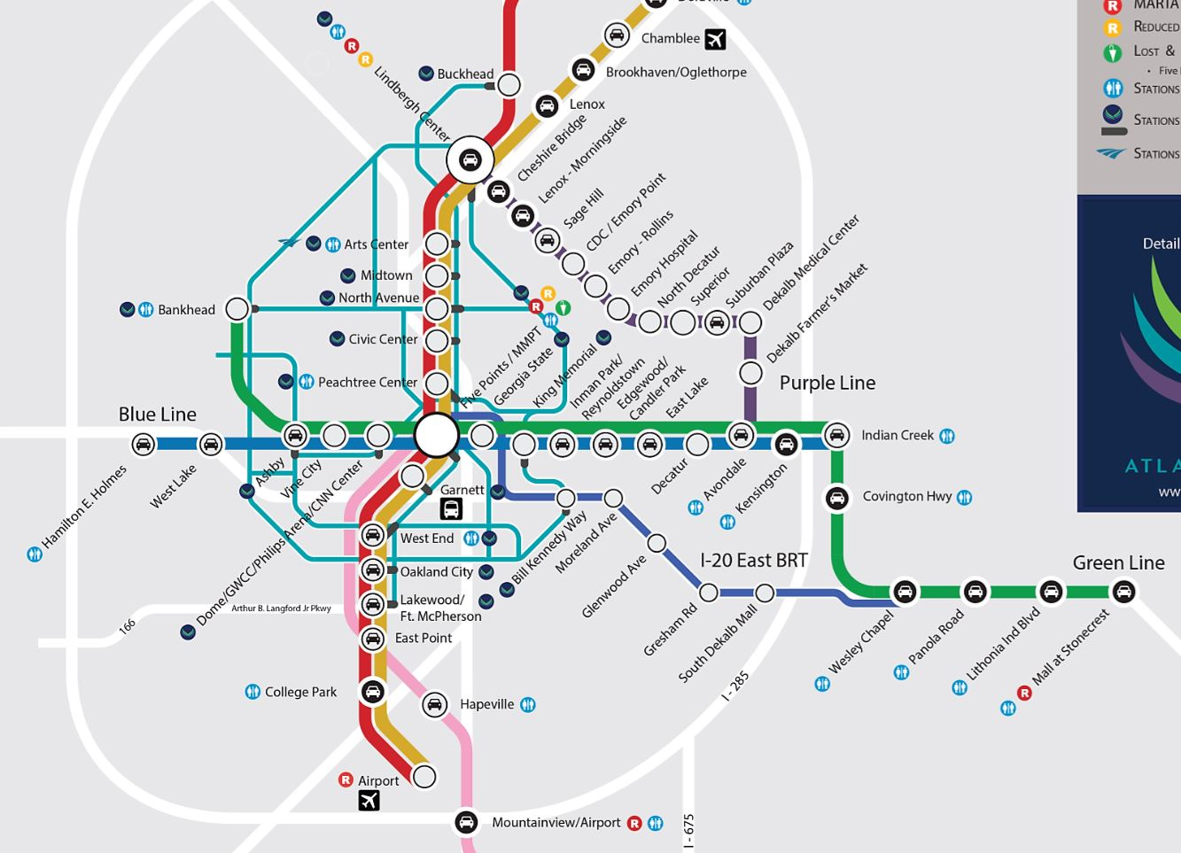 The latest, greatest MARTA dream map could actually happen