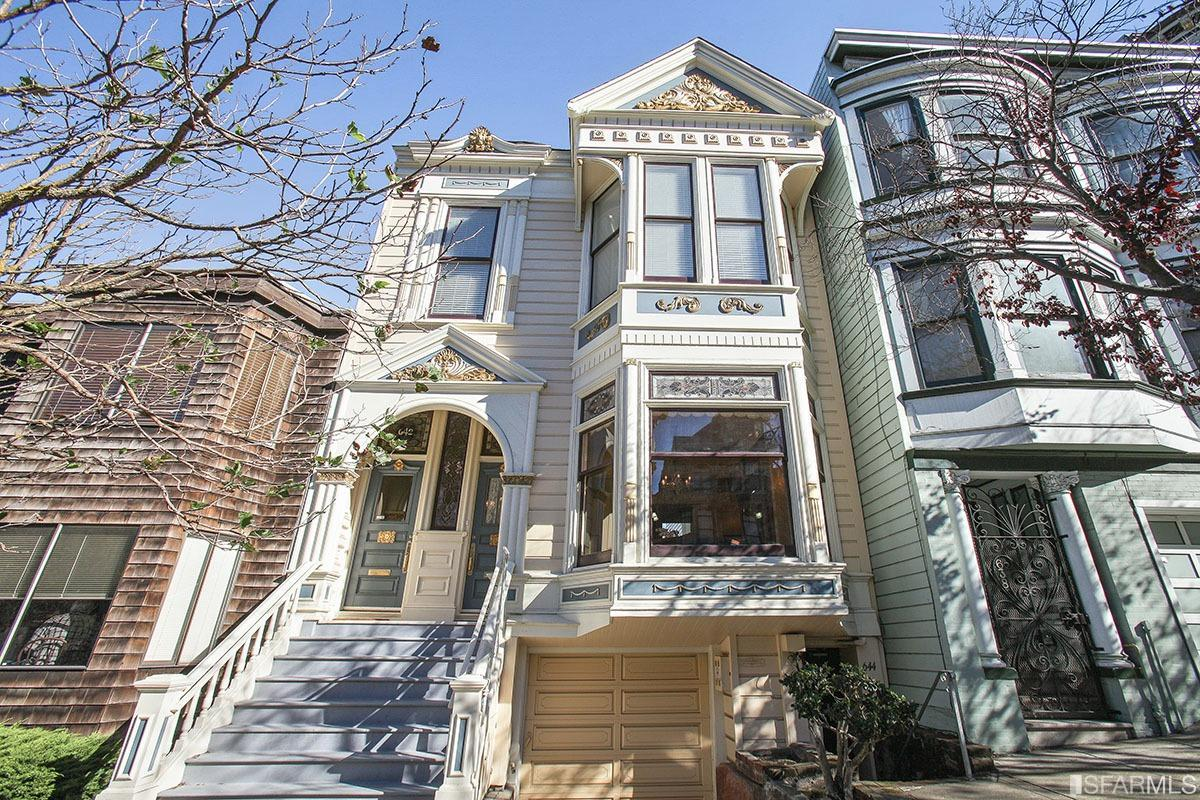 Very Victorian Alamo Square Condo Is Looking For 1 46m