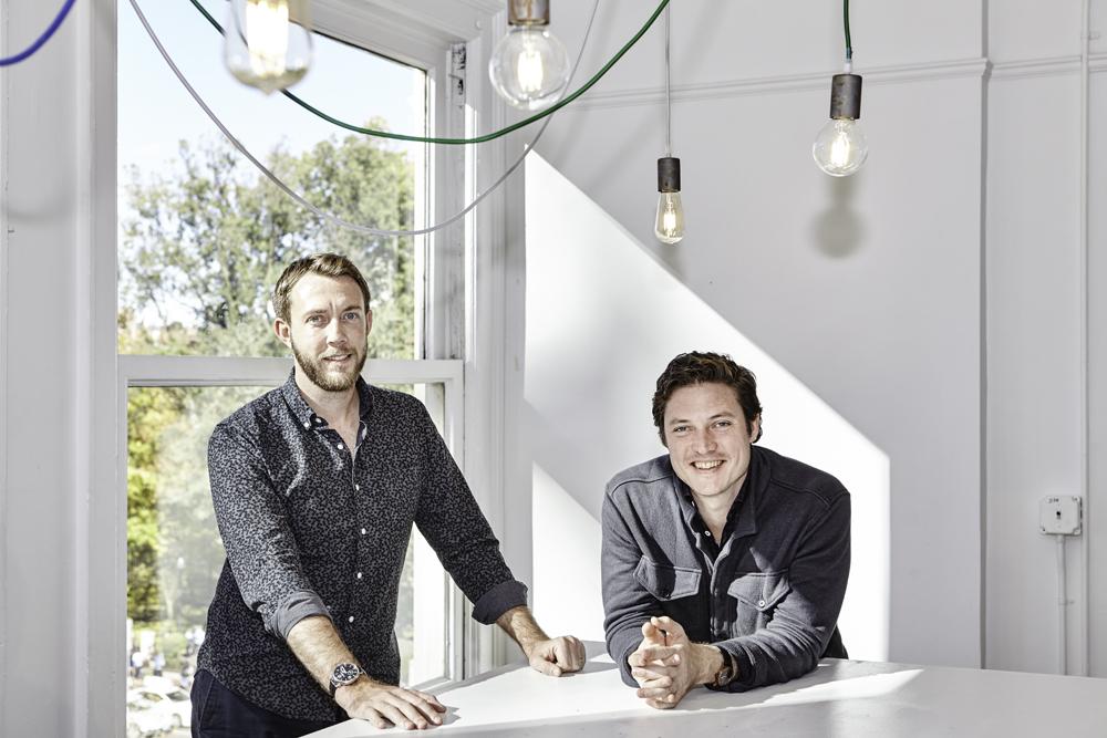 "Alan Ricks and Michael Murphy of MASS Design Group. Photo by <a href=""http://www.simonsimard.com/"">Simon Simard</a>."