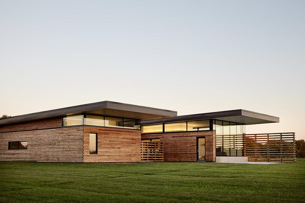 A private residence designed by El Dorado in Lee's Summit, MO. Photo courtesy El Dorado, Inc.