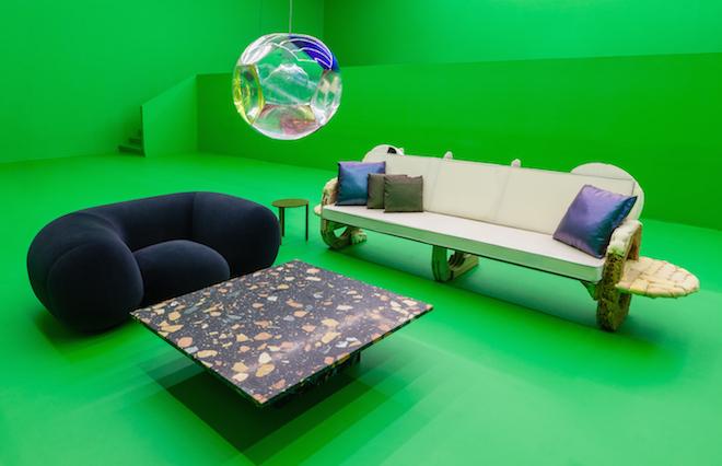 The Swiss Institute's new show, Pavillon de l'Esprit Nouveau: A 21st Century Show Home, offers a 21st century take on Le Corbusier's famous   1925 show. All images courtesy the Swiss Institute.
