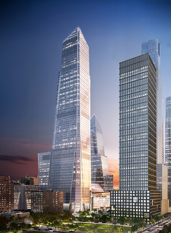Hudson Yards New York Curbed Ny