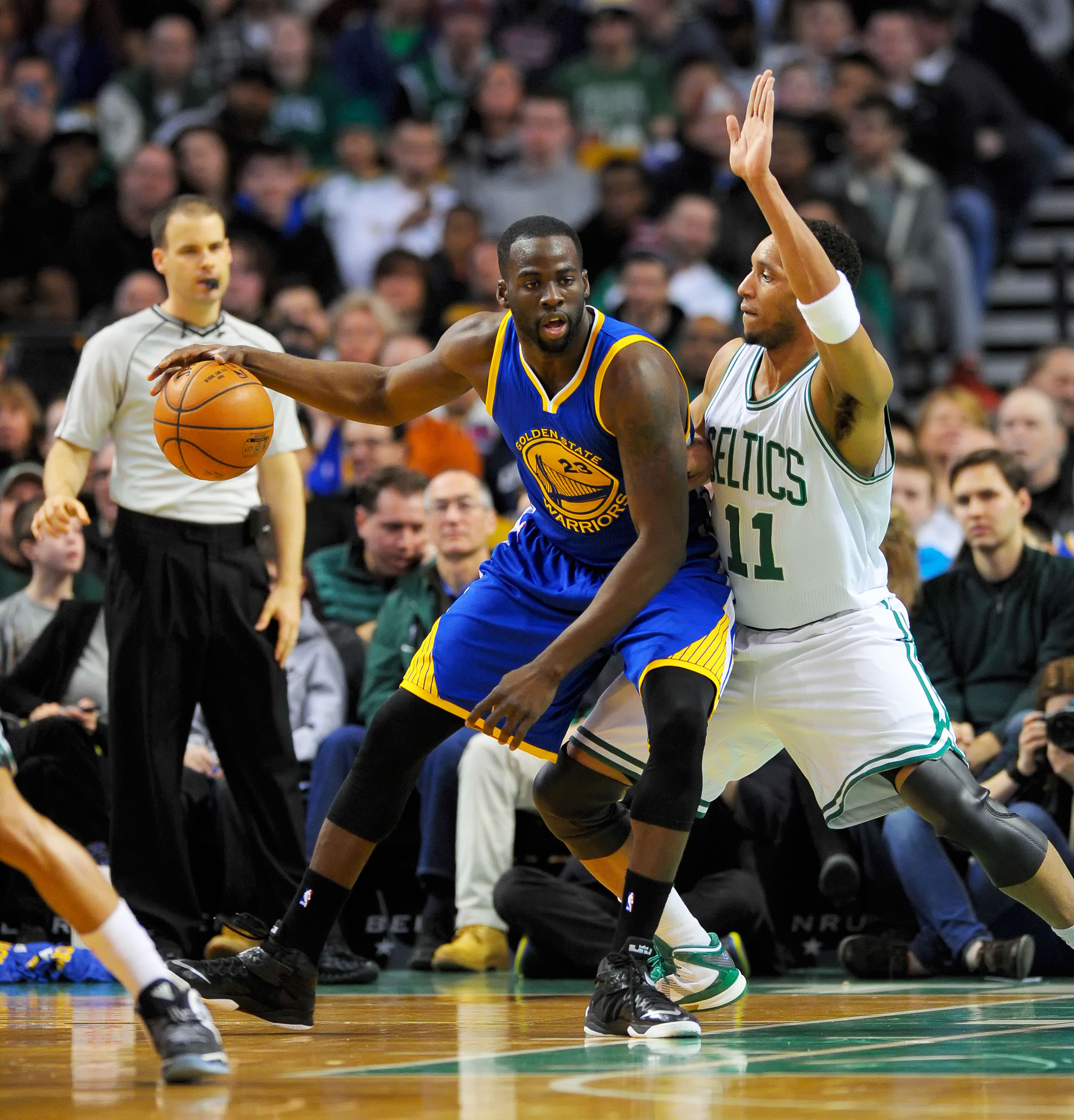 2013 NBA Playoffs: Warriors Vs. Nuggets