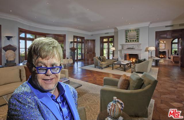 Elton John via Getty Images