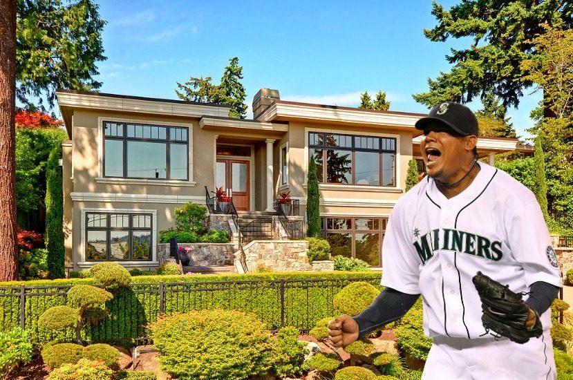 Felix Hernandez Selling Former Bellevue Home For 38M