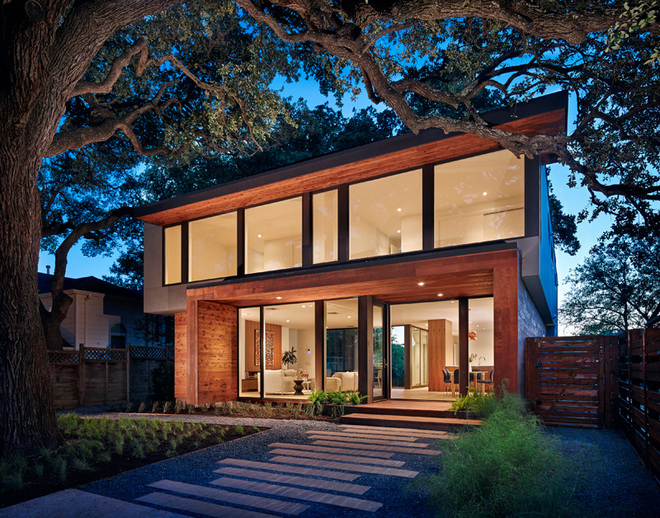 ravishing garden homes austin tx. Easy Breezy Beautiful Austin House Proves Texas Can Do Mod  Curbed