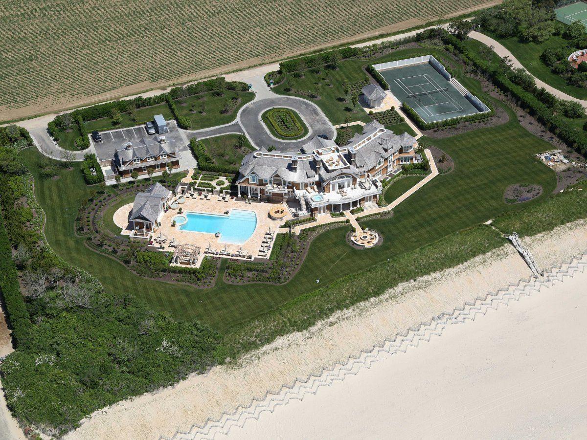 david tepper - Tour Of The Hamptons
