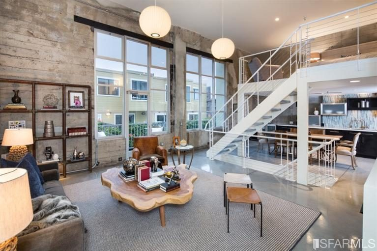 Lower Haight Condo In Ex Movie Palace Seeks 1 55m Two Thumbs Up