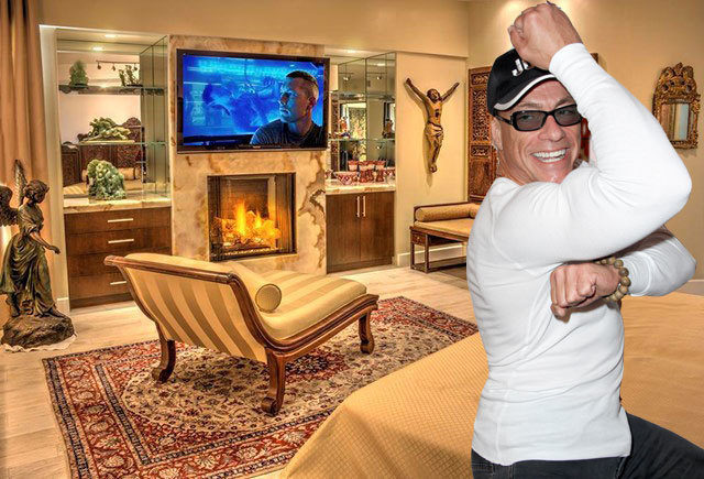 """Van Damme via <a href=""""http://www.shutterstock.com/gallery-50653p1.html?cr=00&pl=edit-00"""">CarlaVanWagoner</a> / <a href=""""http://www.shutterstock.com/editorial?cr=00&pl=edit-00"""">Shutterstock.com</a>"""