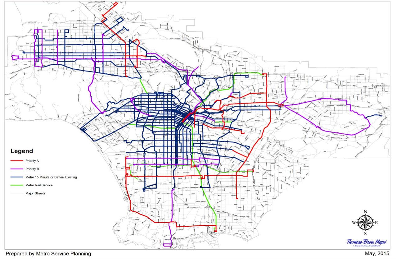 Metro Los Angeles Curbed LA - Los angeles metro line map