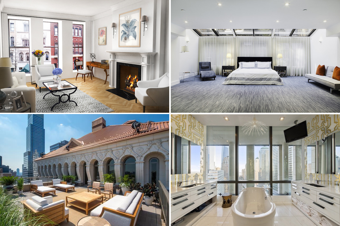 Most expensive apartments in new york city latest for Most expensive apartment nyc