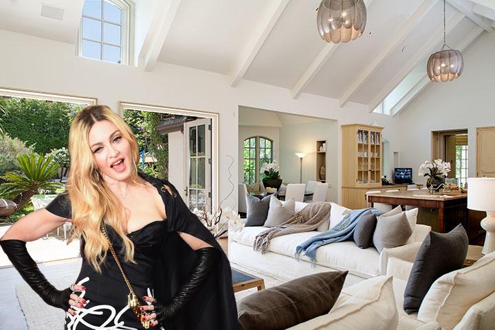 Madonna via Getty Images