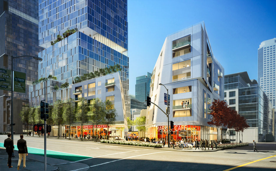 """Renderings via <a href=""""http://www.fougeron.com/transbay8.php"""">Fougeron Architecture</a>, <a href=""""http://steelbluellc.com/"""">steelblue</a>"""