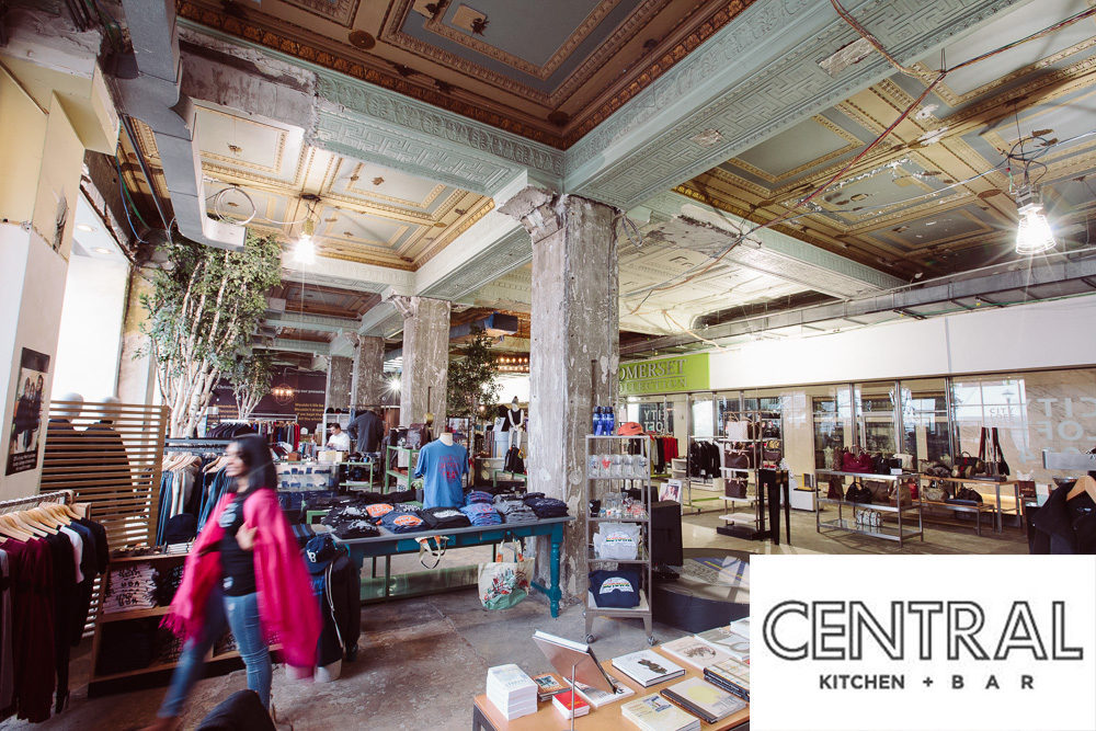 Central Kitchen Bar Detroit Mi
