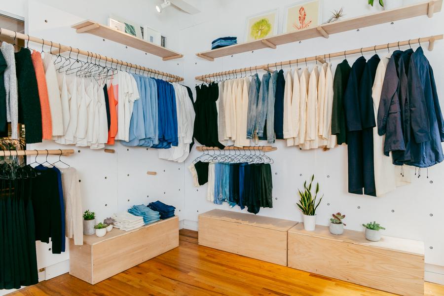 The showroom in Chelsea