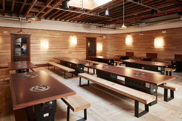 Insa's dining room