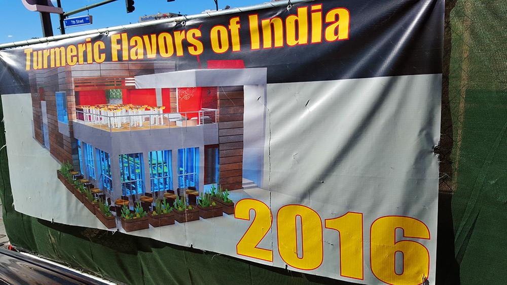 Turmeric Flavors of India