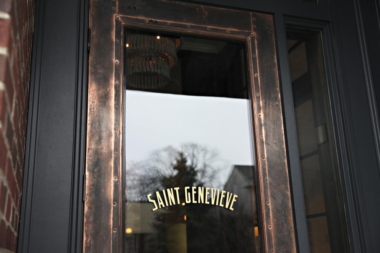 Step inside Saint Genevieve