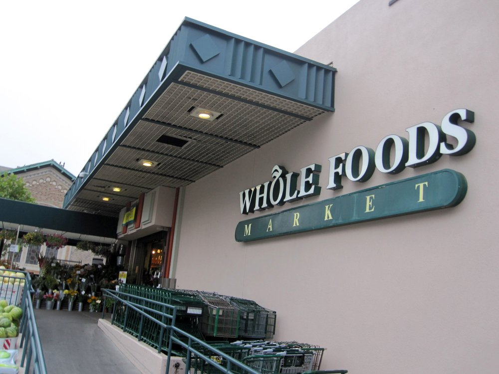 The Whole Foods on Franklin Street