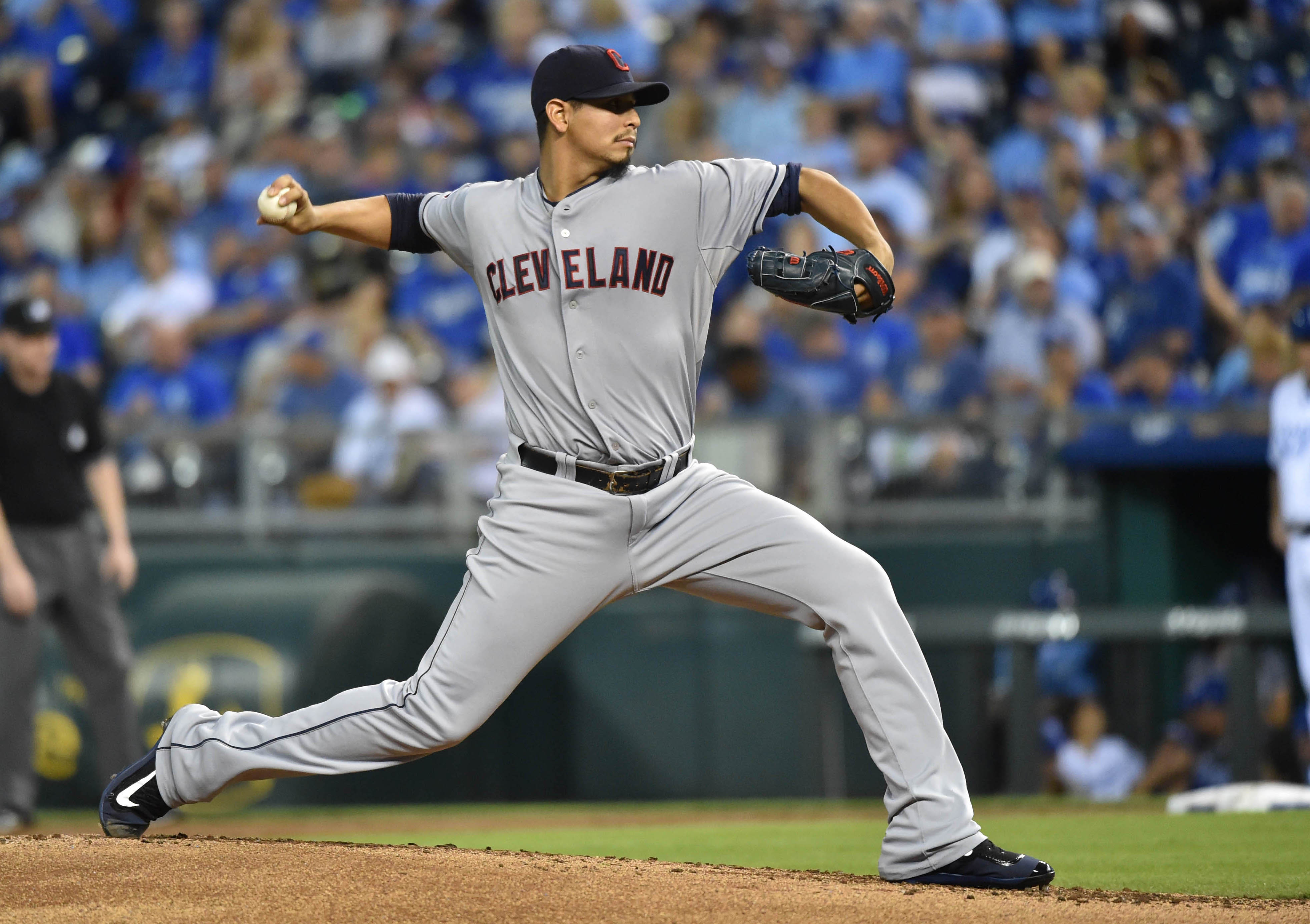 Carlos Carrasco might be my favorite pitcher in baseball. He should lead this Indians rotation in 2016.