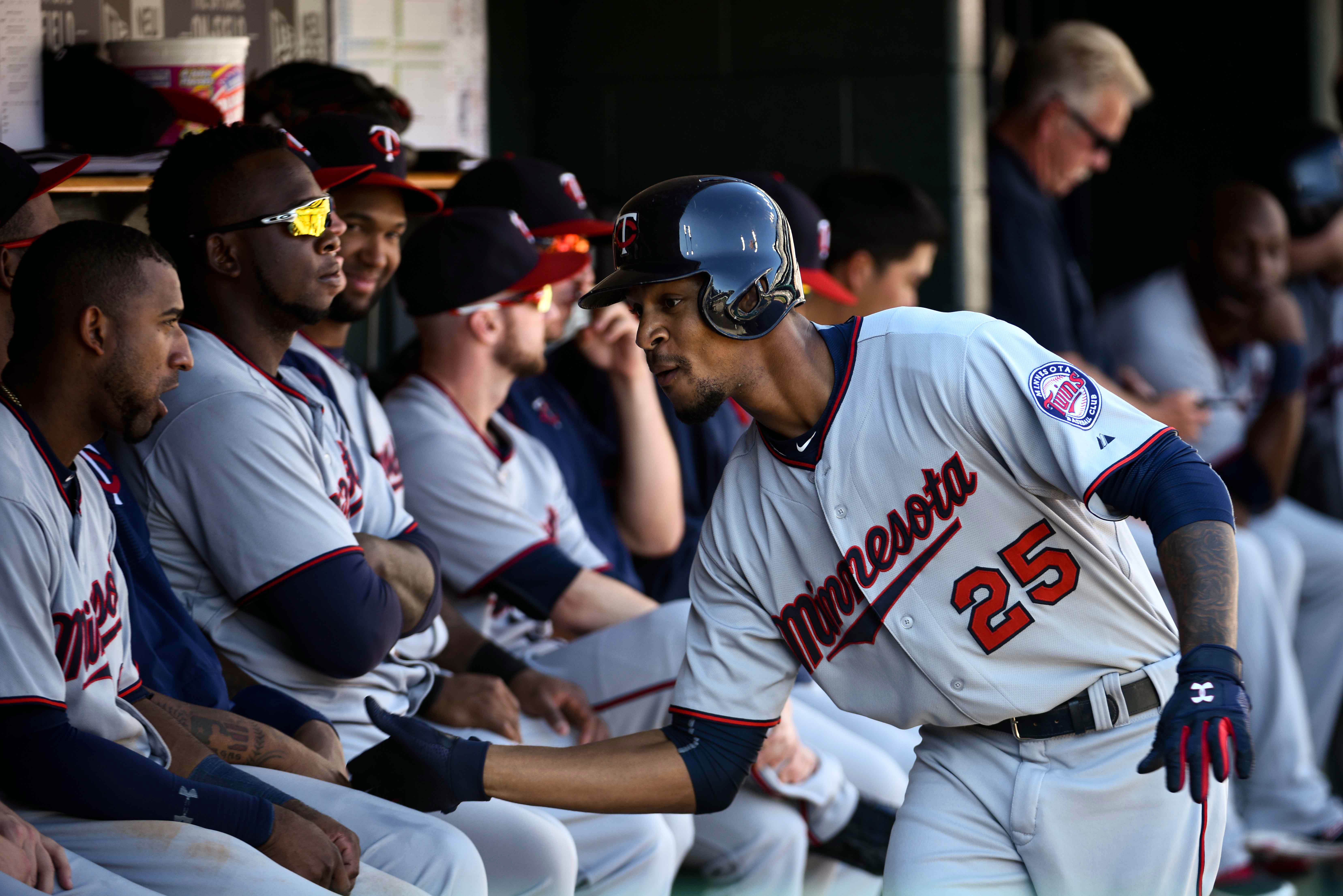 The Twins and Byron Buxton have youth and upside all over. Who will reach that upside?