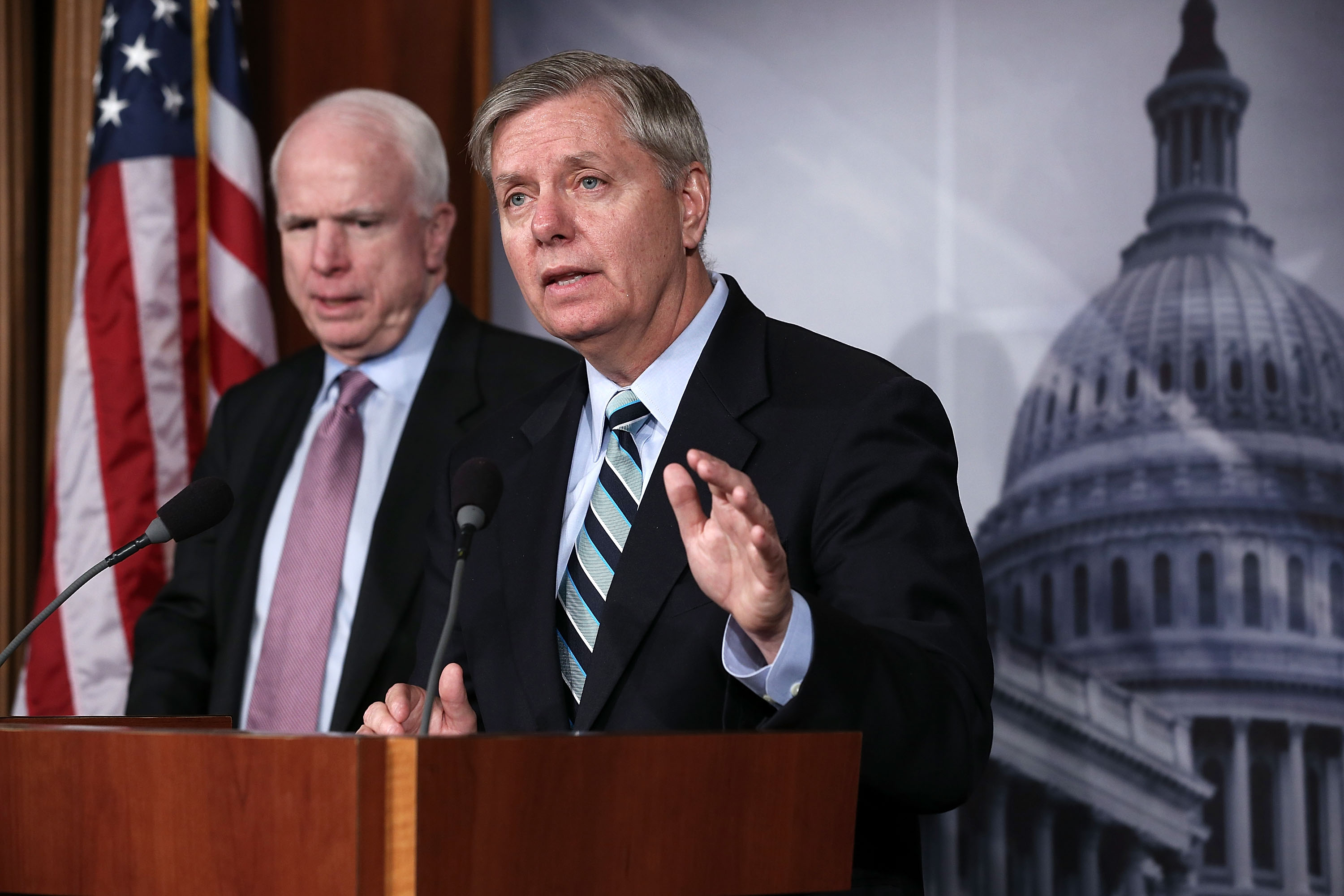 Lindsey Graham dropping out is a surprisingly big opportunity for the GOP establishment