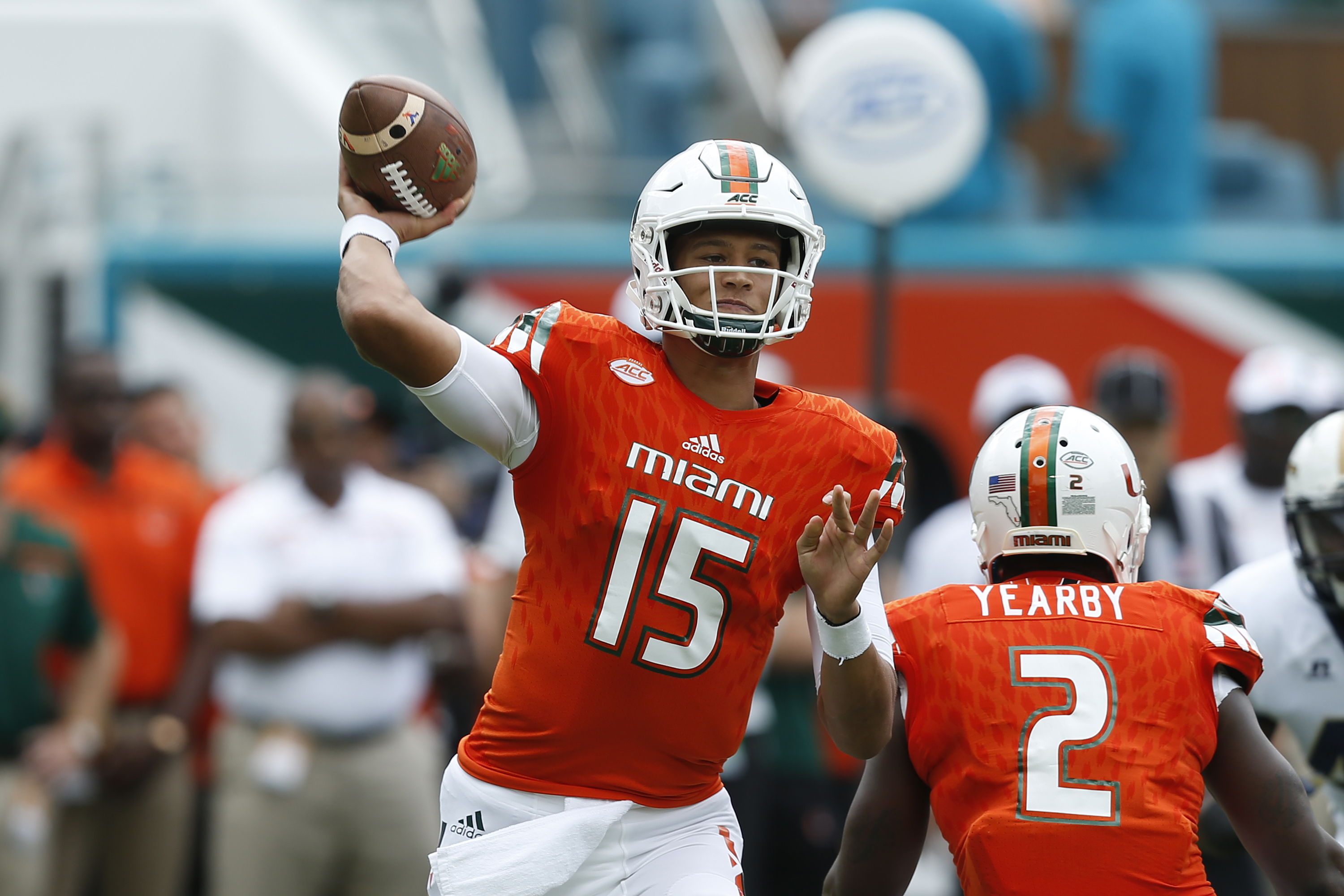 Brad Kaaya is a talented passer who threw for more than 3,000 yards this season.