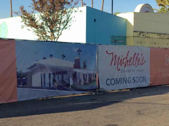 Michelle's Country Diner at Baldwin Hills Crenshaw