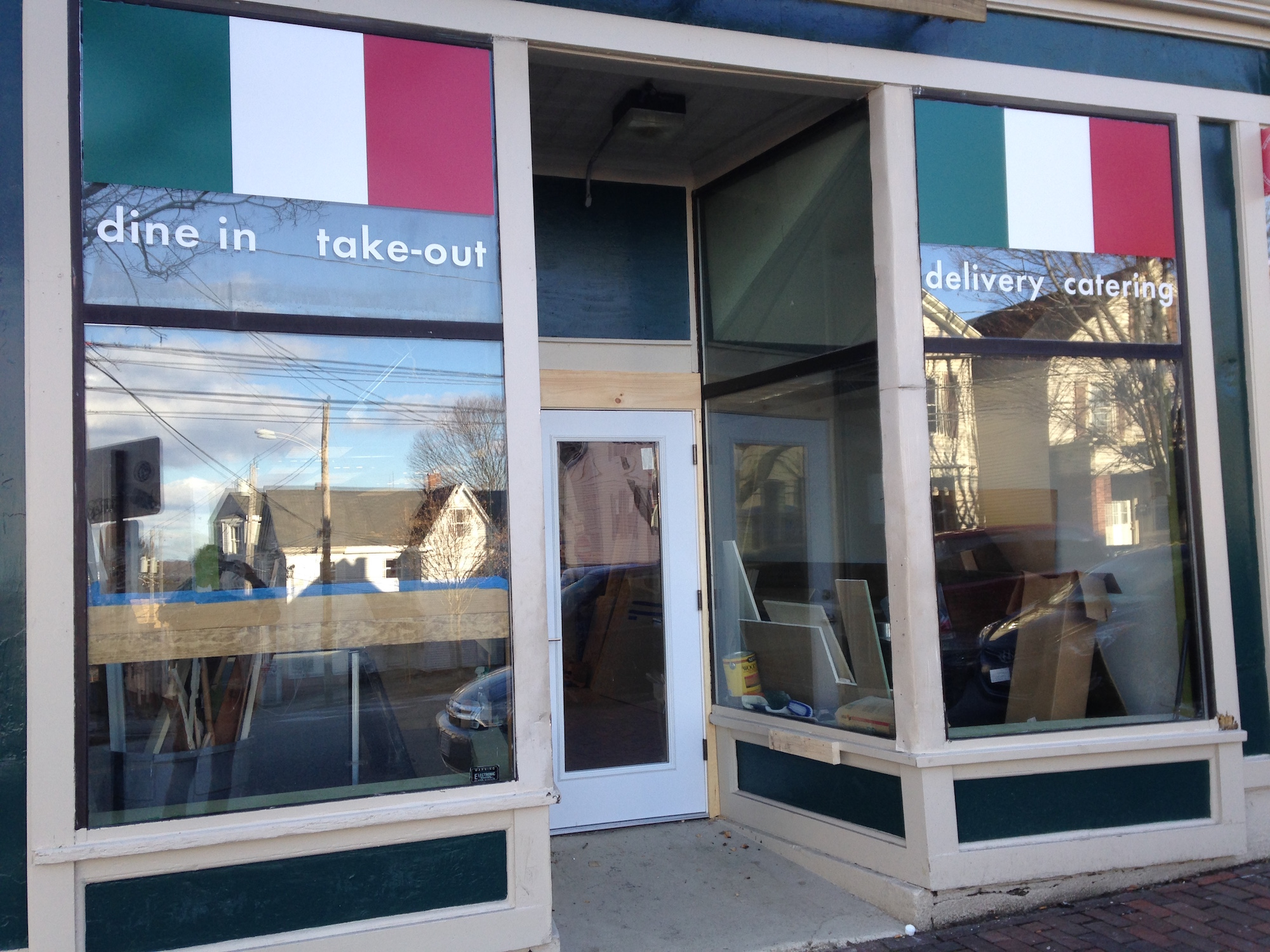 Pizzaiolo, coming soon to 360 Cumberland Avenue, Portland.
