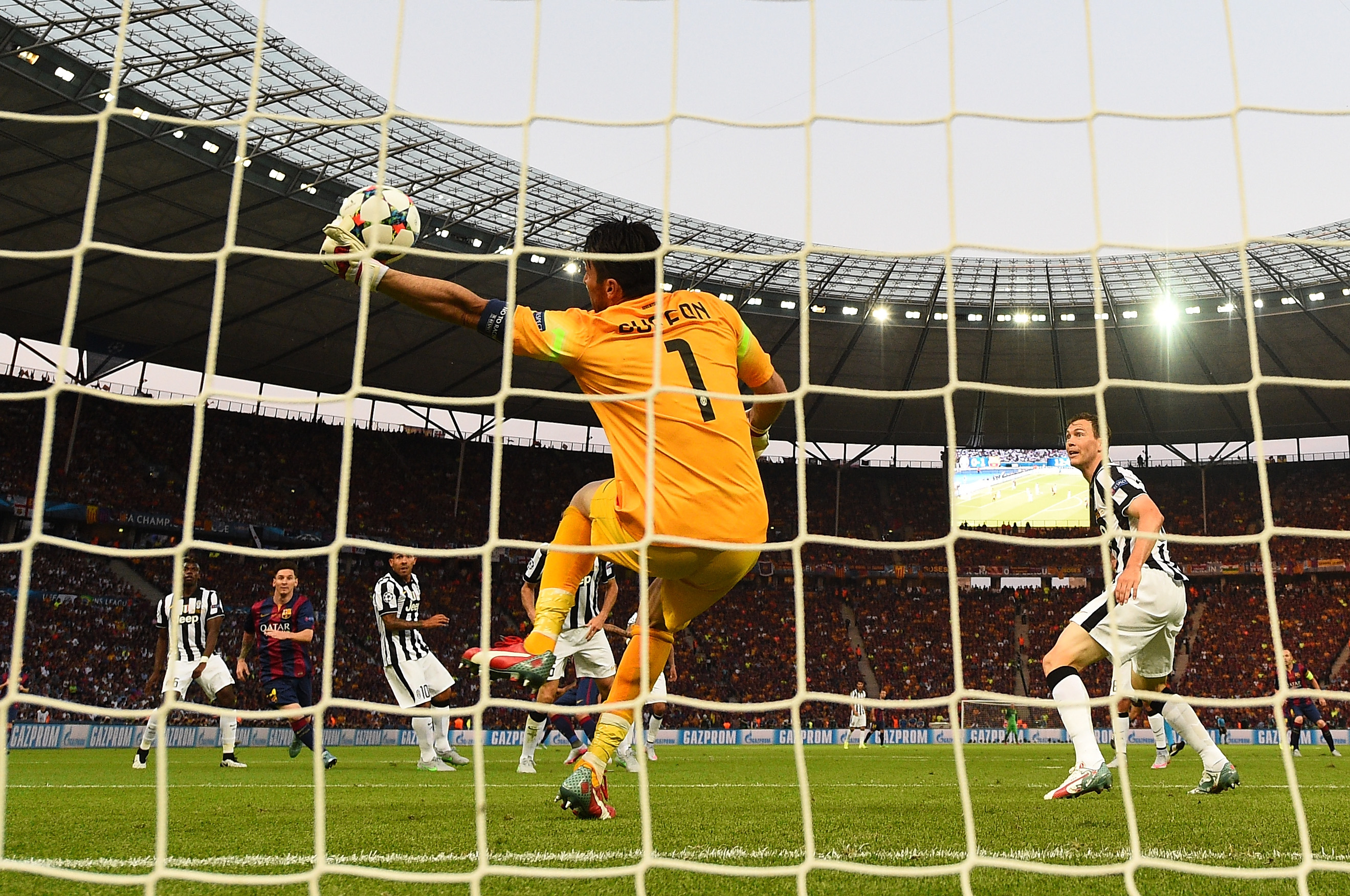 Hint: This somewhat good save might be discussed below.