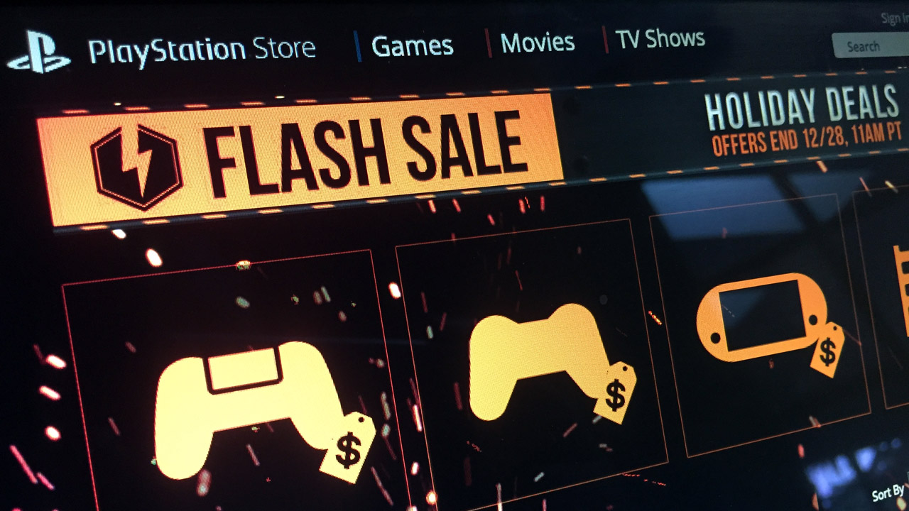 PlayStation Store flash sale offers big deals on PS4, PS3 and Vita games for Christmas