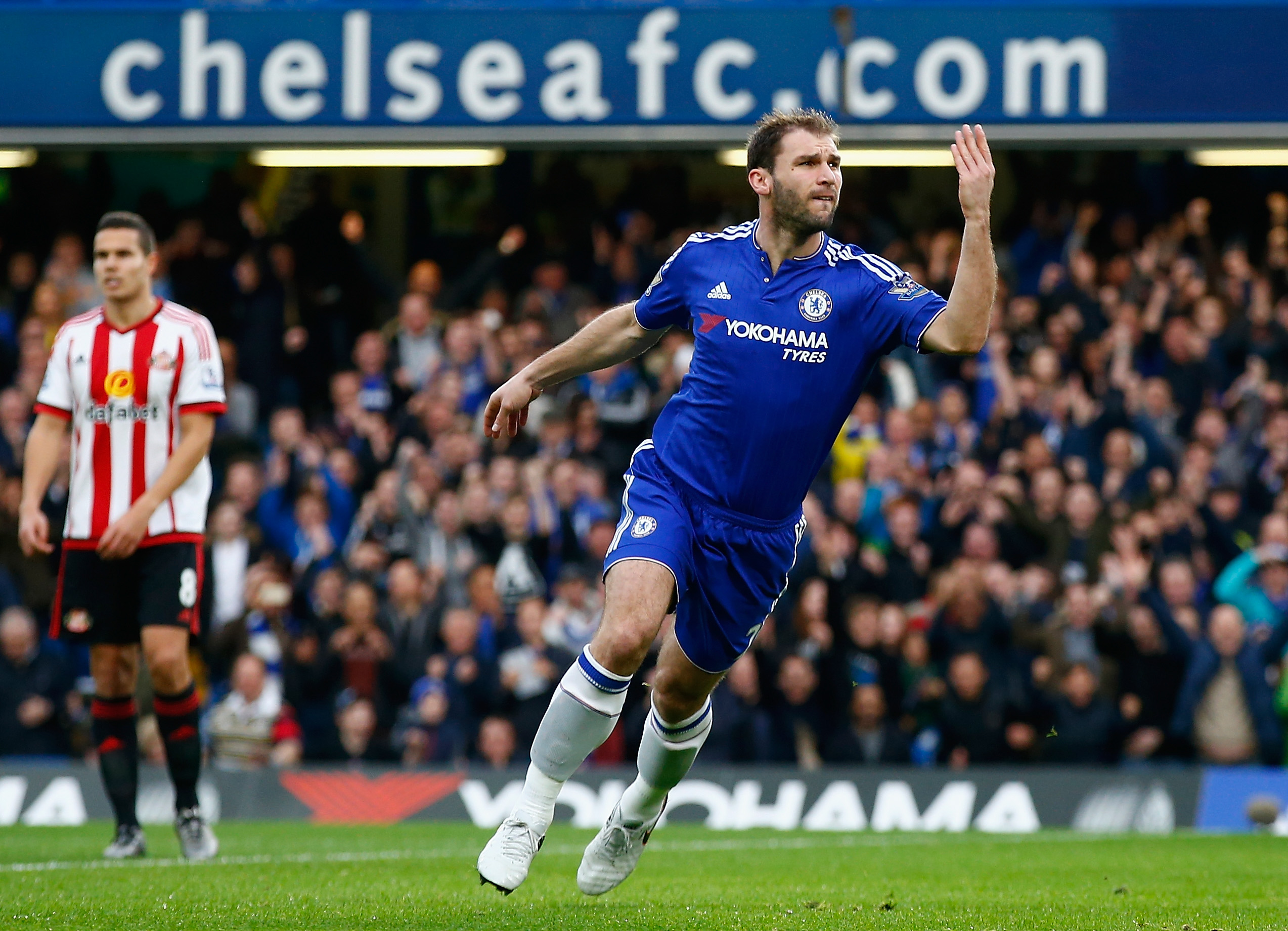 Ivanovic got a goal and an assist last week, the first time he'd registered either this season. Is he back to being a fantasy stud?