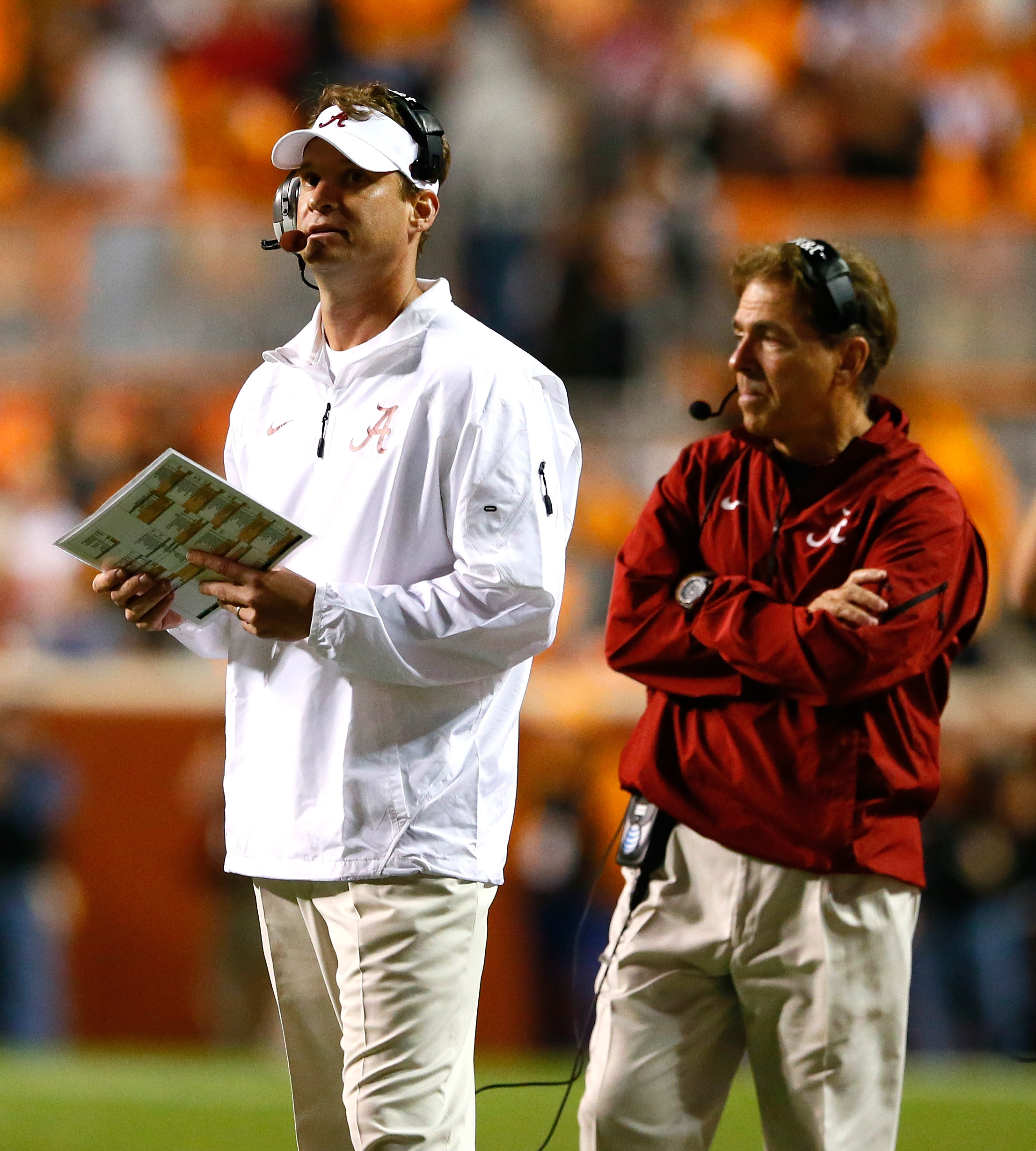 Lane Kiffin makes fun of uproar over Ohio State's game plan against Michigan State