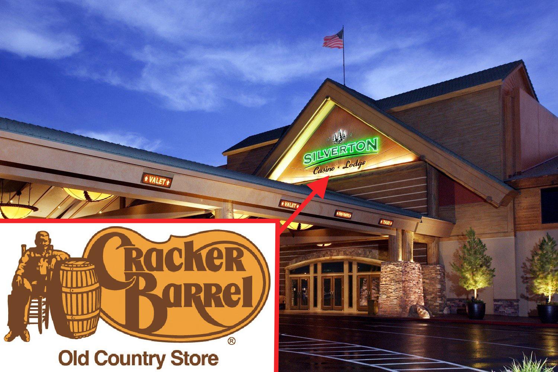 Cracker Barrel at the Silverton