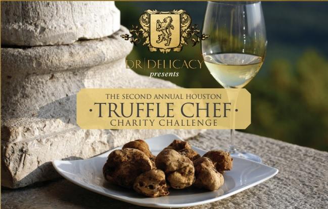 Truffle Chef Charity Challenge