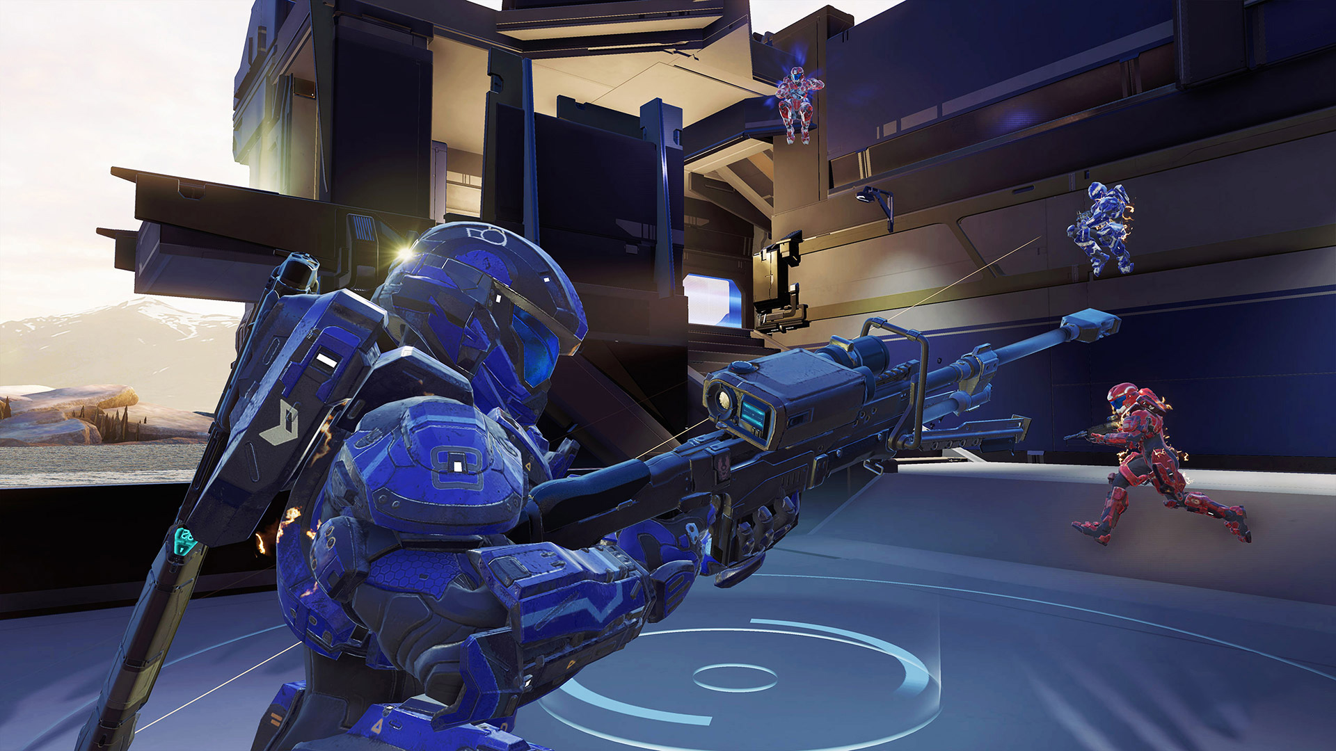 Halo 5 is the best multiplayer Halo game in years