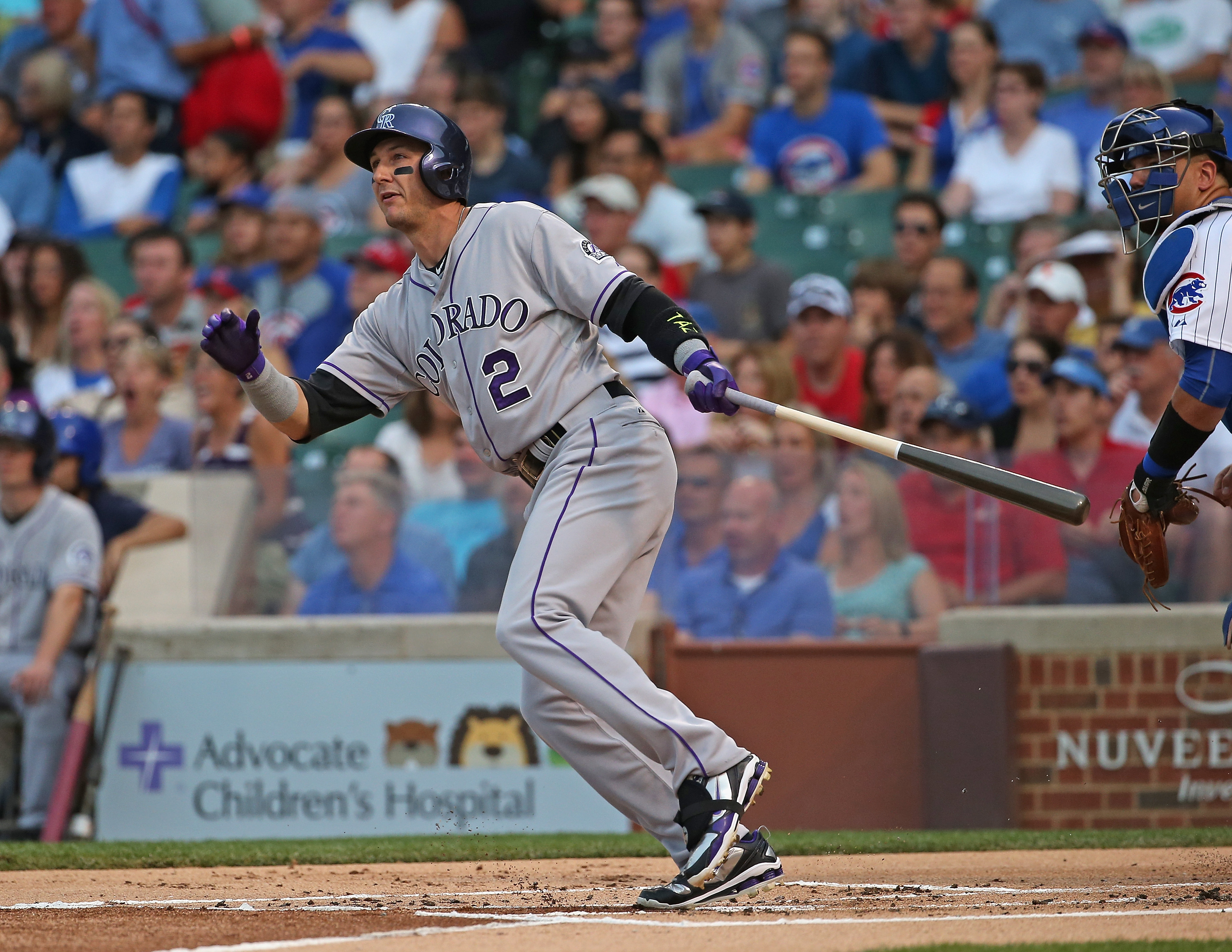 Where will Troy Tulowitzki land on our list of most-read posts?