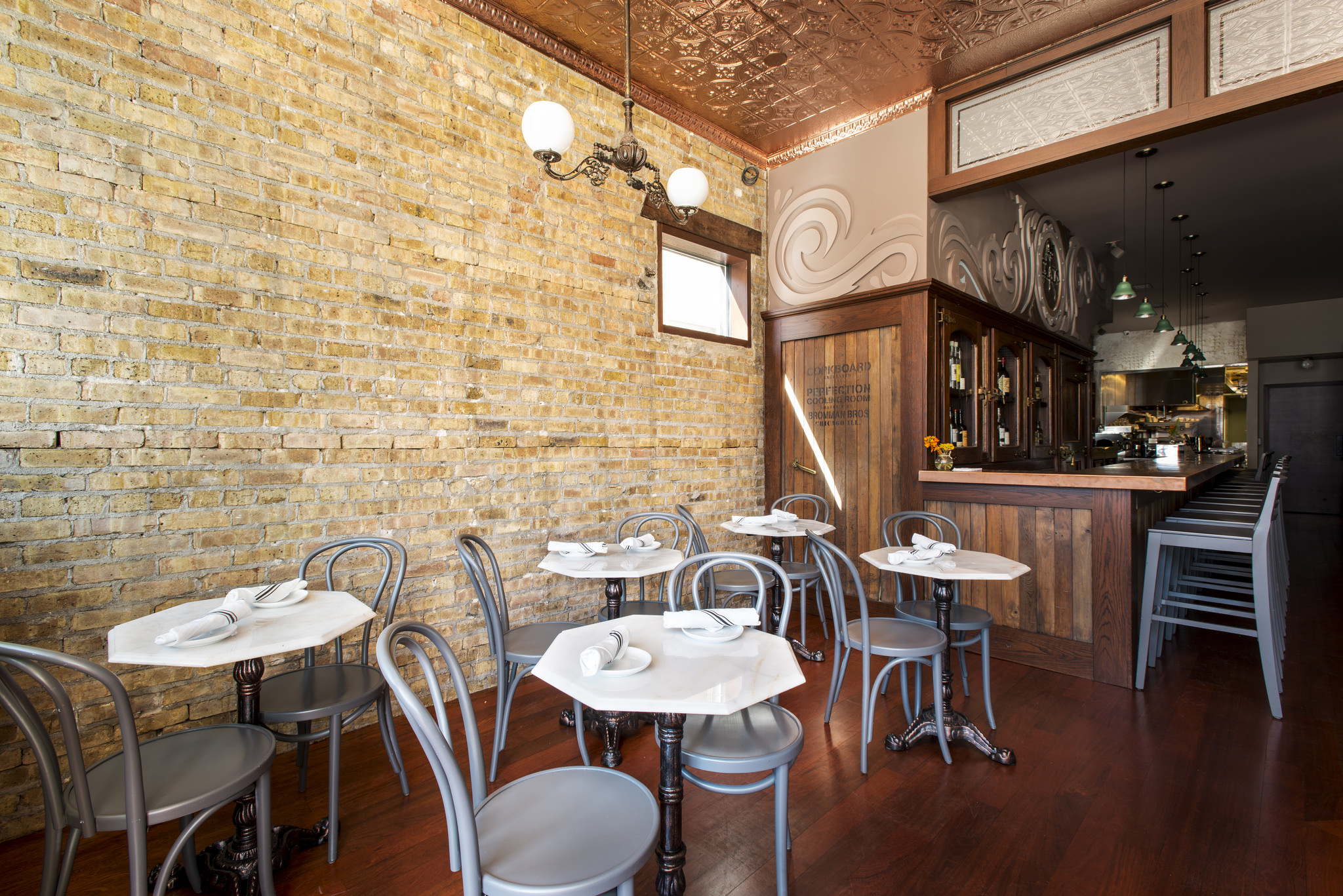 Good service, like at Boeufhaus, is becoming increasingly rare