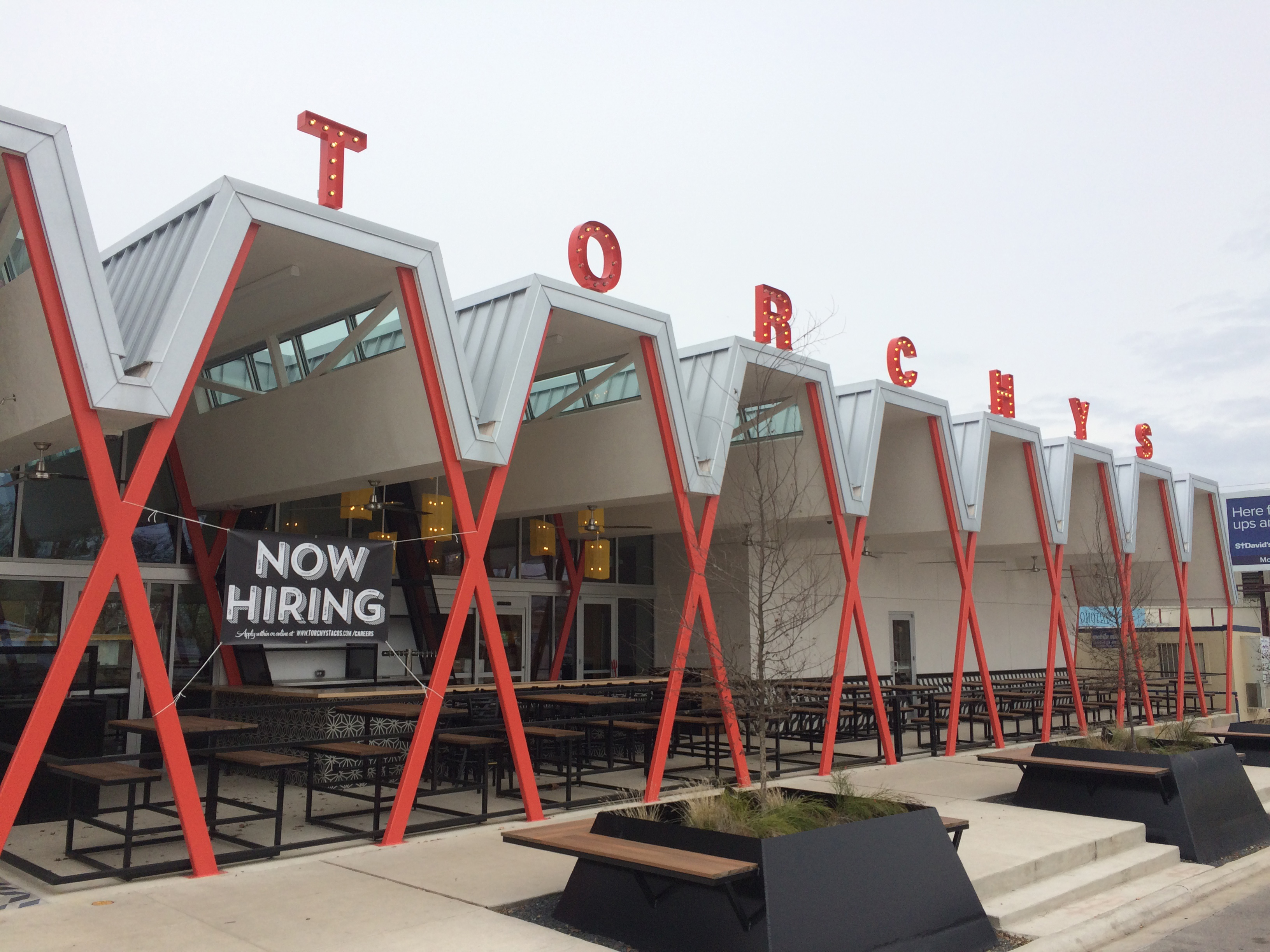 Torchy's Tacos on South Congress