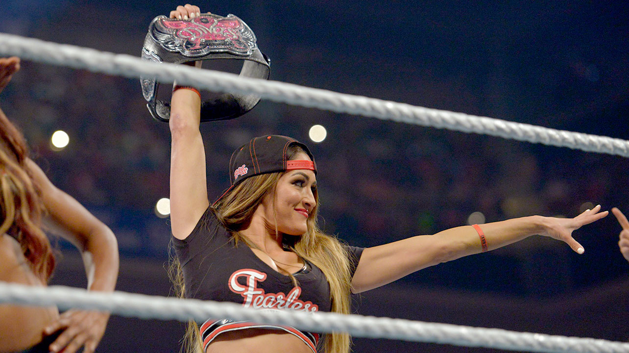 The Queen of Strong Style